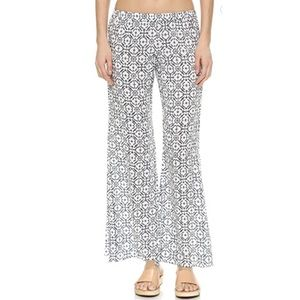 Eberjey Under The Stars Margaux Flare Pants M/L